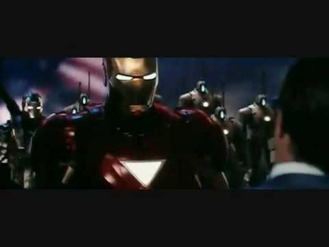 Iron Man 2 War Machine Scenes HQ