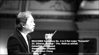 "Bruckner Symphony No. 4 ""Romantic"" - 3 movement (audio)"