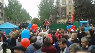 9 Мая парад Победы в Донецке. 5 часть(, 2015-05-09T10:11:41.000Z)