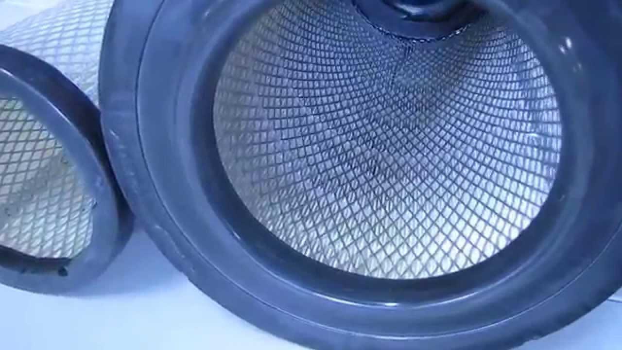 Воздушный фильтр — элемент воздухоочистителя (бумажный, матерчатый, войлочный, поролоновый, сетчатый или иной), который служит для очистки от пыли (фильтрования) воздуха, подаваемого в помещения системами вентиляции и кондиционирования или используемого в технологических.
