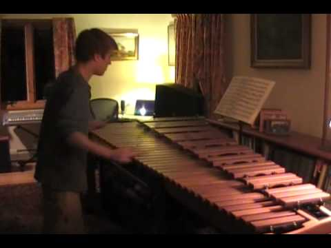 Octavius for Solo Marimba - Andrew Thomson