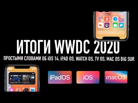Итоги презентации Apple простыми словами: Мак без Intel,  iOS 14, iPad OS, Новая MAC OS BIG SUR