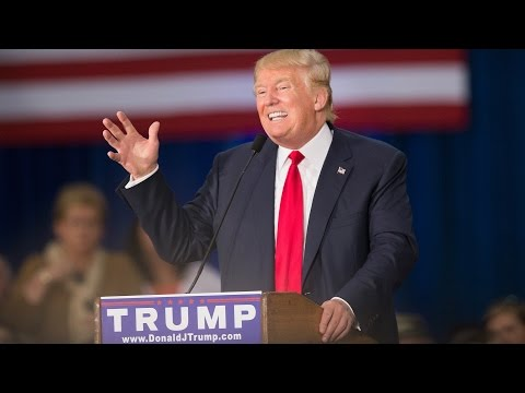 Trump holds rally in South Carolina