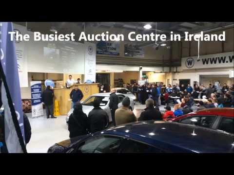 Wilsons Auctions Dublin Car Auction