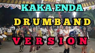 Atraksi Drumband SMA Negri 1 Waingapu- Pawai Karnaval Agustus 2019 - Kaka Enda- Drumband Keren Sumba