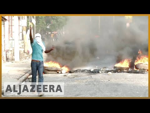 🇭🇹 Deadly protests in Haiti against fuel prices increases | Al Jazeera English