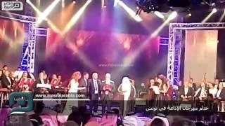 مصر العربية | ختام مهرجان الإذاعة في تونس