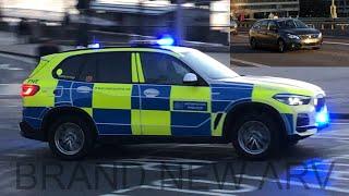 *NEW* - Met Police ARV, Q Car IRV Responding