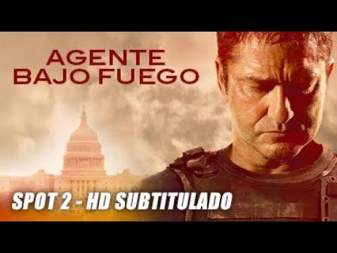 Agente Bajo Fuego - Spot 2 Subtitulado HD