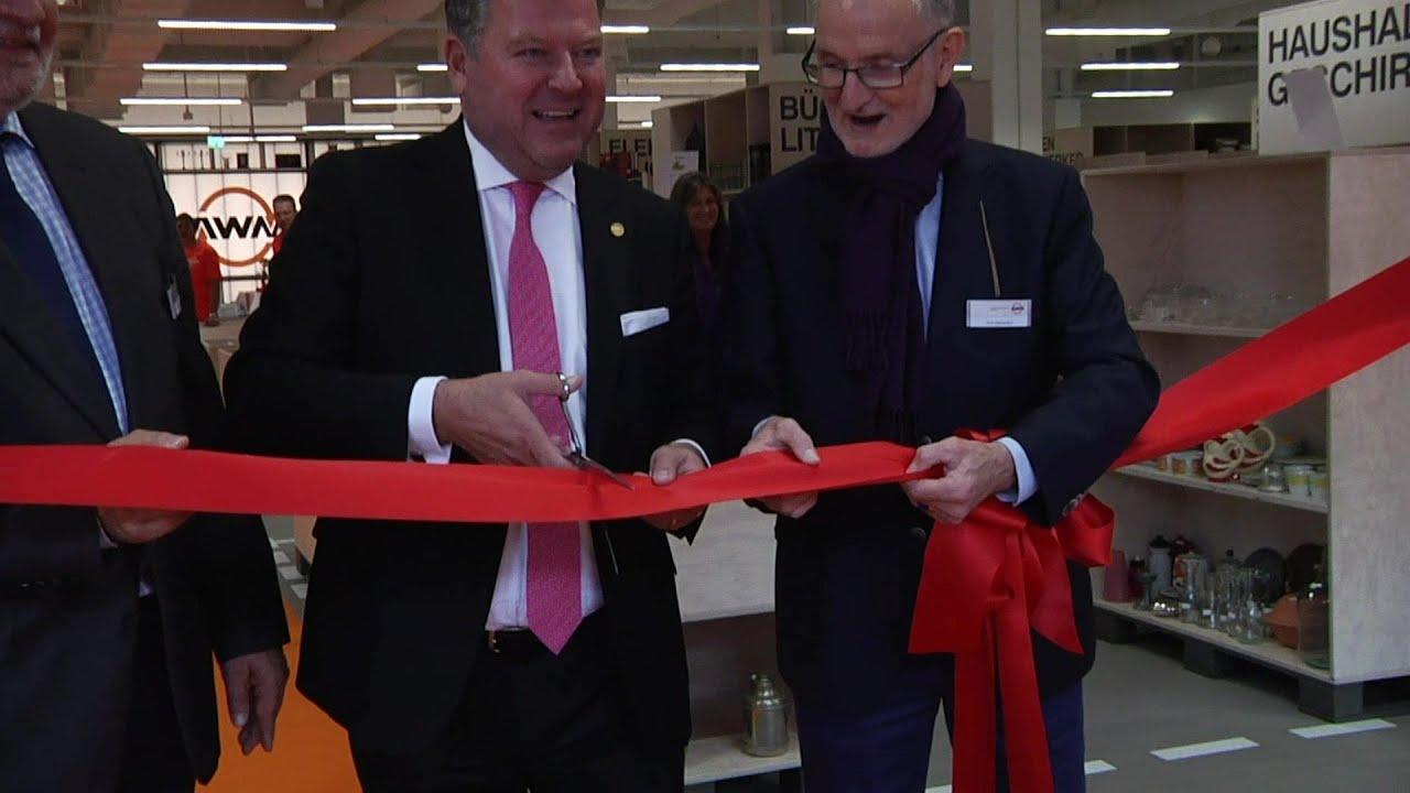 München Pasing Gebrauchtwarenkaufhaus Halle 2 öffnet Wieder Die