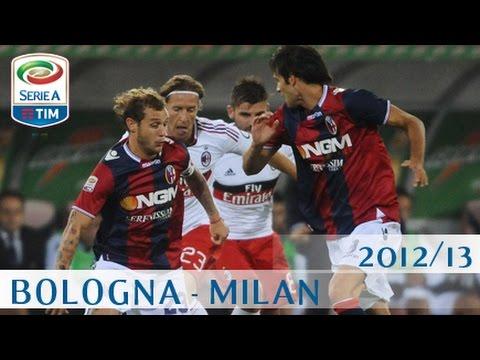 Bologna - Milan - Serie A - 2012/13 - ENG - YouTube