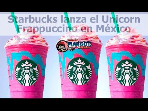 Starbucks lanza el Unicorn Frappuccino en México