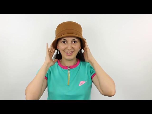 Шляпа, Пандора Коричневая