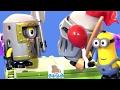 Миньоны Мультик. СРЕДНЕВЕКОВЫЕ ПРОКАЗНИКИ! Minions Мультики для Детей #Видеодлядетей