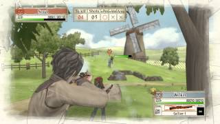Valkyria Chronicles PC 60FPS Gameplay | 1080p