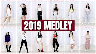[2019 MEDLEY❣️] Kpop songs that won 1st in Inkigayo in 2019!!✨(ft. 22 outfits)