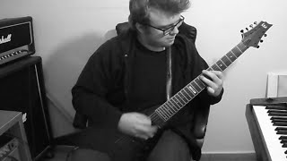 Cannibal Corpse - Bent Backwards And Broken (Guitar Cover)