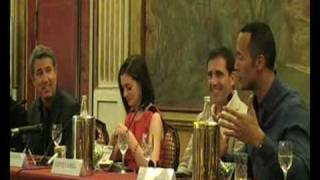 """Get Smart"" Italian Press Conference Ita/Eng Part5"