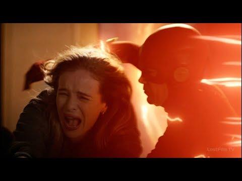 Флэш спасает Кейтлин от Чёрной Дыры | Флэш (6 сезон 1 серия)