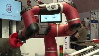 Geleceğimizi şekillendirecek robotlar bu fuarda - science