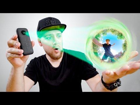 Как выглядит 5.7К видео?