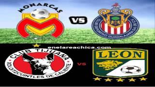 Viernes Botanero |  cancion Fut Azteca Monarcas VS Chivas, Tijuana VS Leon |  Sabado De Pelotas