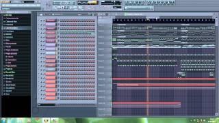 FL Studio - Désenchantée Instrumental Cover (Complete)