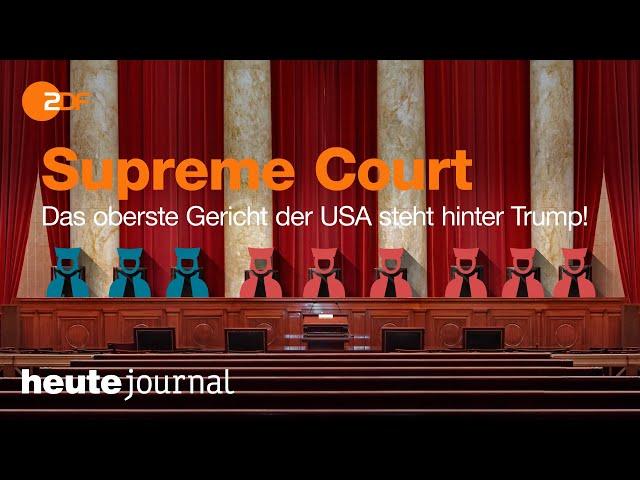 Supreme Court: Wie die Nachfolge von Bader Ginsburg bestimmt wird