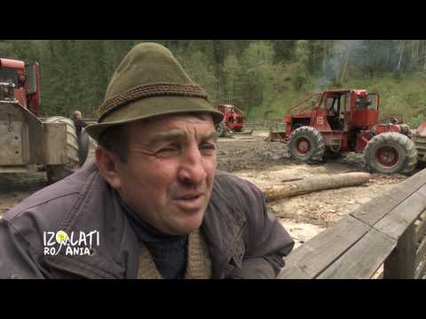 Izolaţi în România: Cătunele Aspra şi Valea Morii din Maramureş (@TVR1)