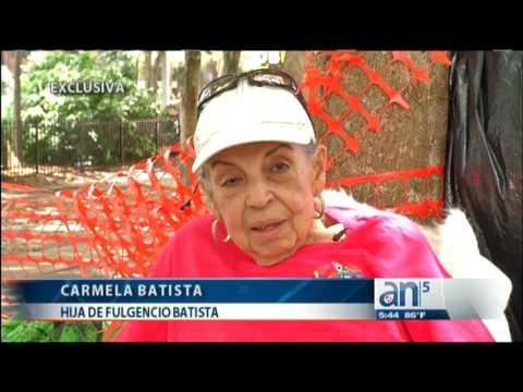 Una de las hijas del ex presidente cubano Fulgencio Batista vive en las calles de Miami