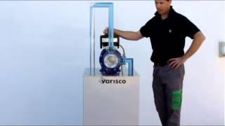 Демонстрация работы насоса Varisco V30(Прямые поставки из Италии насосного оборудования Varisco. Тел./факс: +7 (495) 690-91-96 www.euronasos.ru., 2013-10-04T09:57:40.000Z)