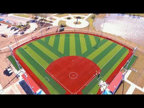USSSA Space Coast Complex Construction Update December, 2017