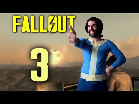 """FALLOUT 4 #3 DinoCop Let´sPLAY """"Concord"""""""