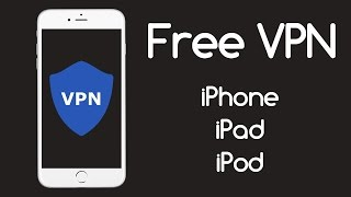 Free Unlimited Lifetime VPN for iPhone, iPad, and iPod Touch iOS 7,8,9(No Jailbreak Video tutorial shows you how to get the best free unlimited VPN for any Apple iPhone, iPad, and iPod Touch running iOS 7, iOS 8, iOS 9 with no ..., 2014-12-15T02:10:23.000Z)