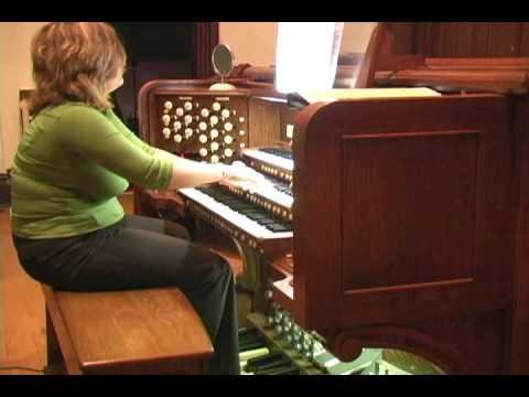 Rachel Trimble - Organ - The Saints Victorious George Blake