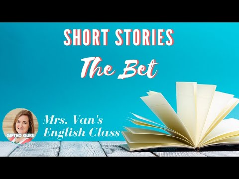 The Bet By Anton Chekhov Short Story Class