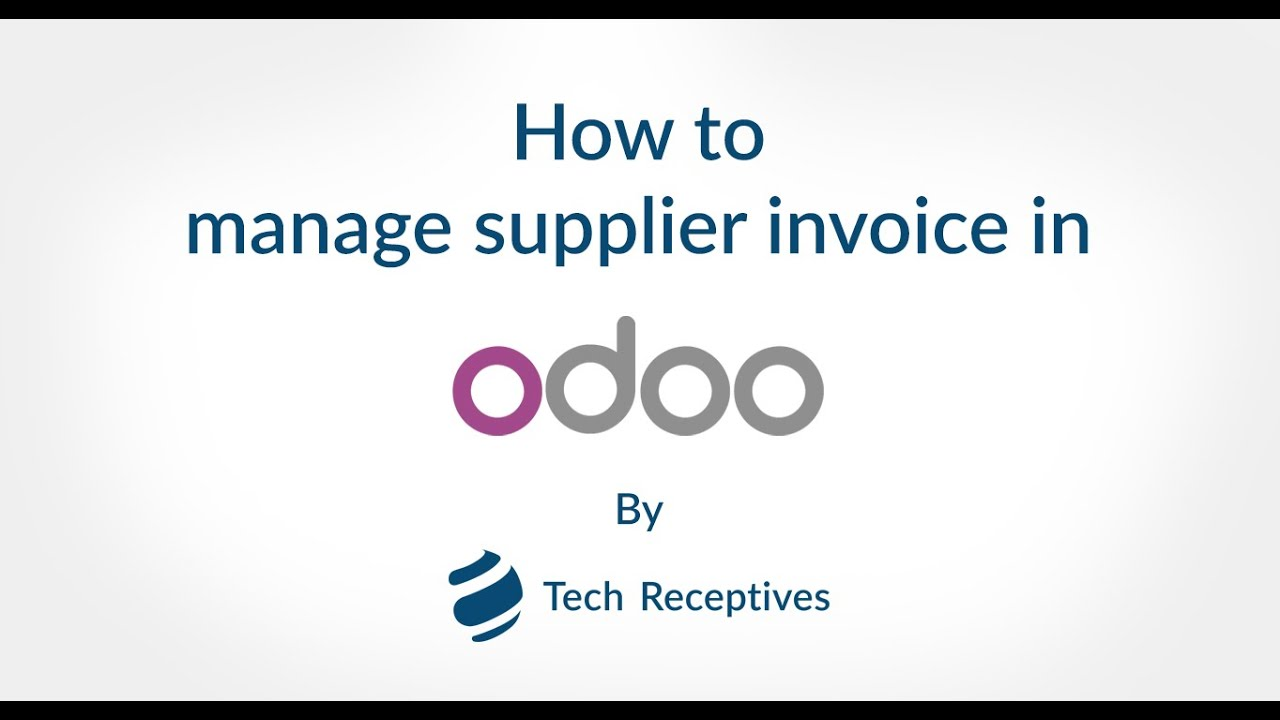 Enterprise Accounting Software Odoo ERP Training | Space