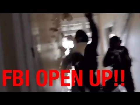 FBI OPEN UP!