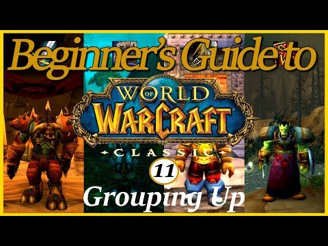 Beginner's Guide To Classic - Episode 11: Grouping Up