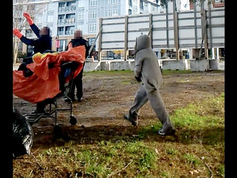 Treatment Of Surrey's Homeless Deemed 'deeply Disturbing' In Secret Video