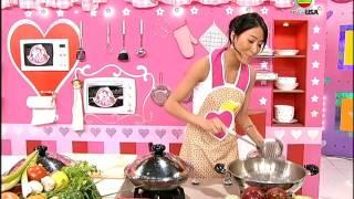 爆笑綜藝《美女廚房》- 官恩娜嘅地獄廚神稱號 唔係浪得虛名