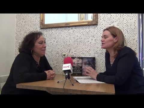 Inés Plana nos presenta su segunda novela 'Antes mueren los que no aman'