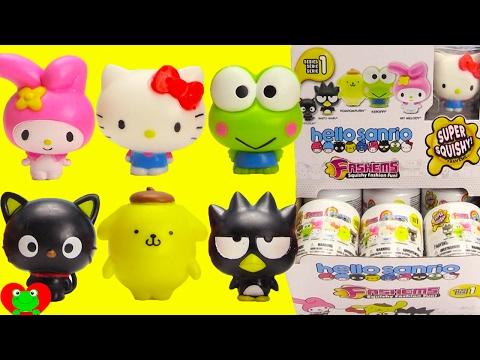 Hello Sanrio Hello Kitty Fashems
