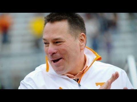 SEC Media Days: One-On-One With Butch Jones | CampusInsiders