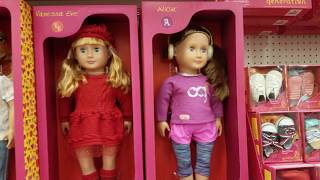 Our Generation Doll Hunt Ideas For  American Girls, Journey Girls, My life as 2018