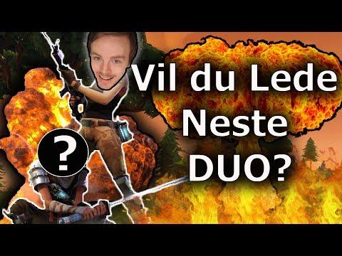 Lead the DUO 🔥#1 - HVEM SYNES DU VAR BEST? Norsk Fortnite Battle Royal
