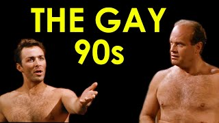 Frasier & Sitcoms of the Gay '90s