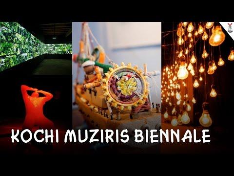 Kochi Muziris Biennale 2017