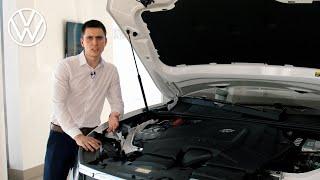 Яка реальна витрата пального у нового бензинового Touareg? Руйнуємо міфи про Volkswagen