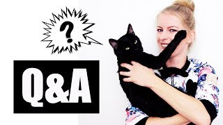Q&A Z INSTA: wkurzający widzowie i fejkowi youtuberzy    Kirosław czy pies?    Japonio nadciągam!